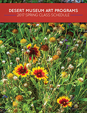 Front cover - Spring 2017 Catalog