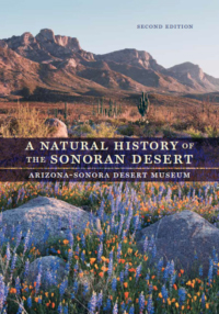 Cover of 'A Natural History of the Sonoran Desert'