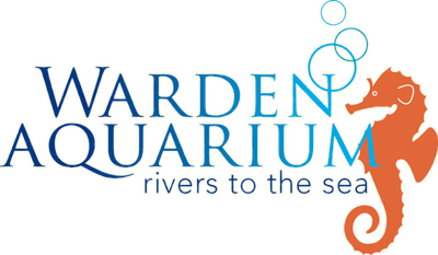 Warden aquarium, rivers to the sea
