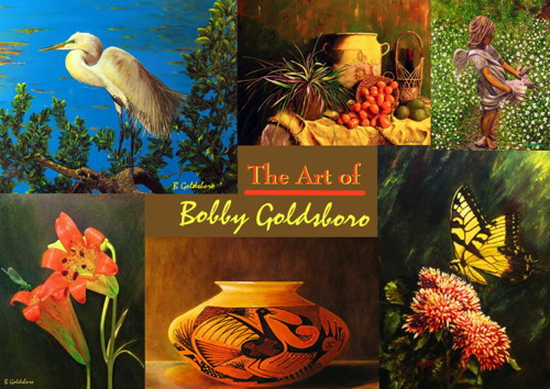 Bobby Goldsboro Art Samples