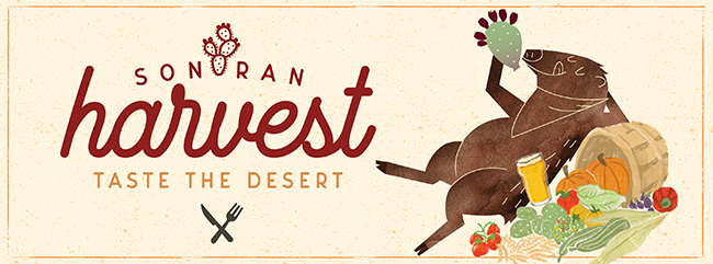 Sonoran Harvest - Taste the Desert: Saturday November 16, 2019 - 6:00 to 9:30 p.m.
