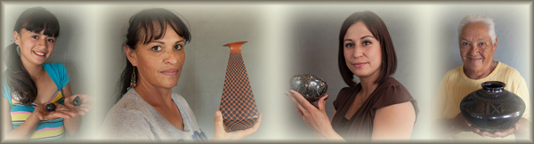 Women Potters of all ages