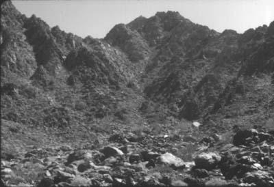 The Geologic Origin Of The Sonoran Desert - West coast us rock age map geology