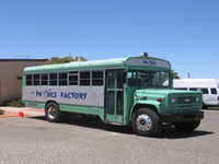 Physics Factory Bus
