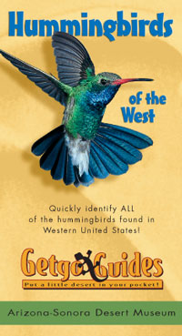 Cover - Hummingbirds of the West