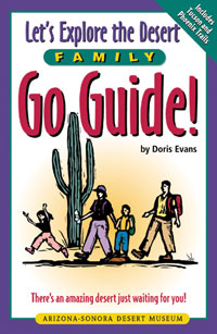 Cover: Let's Explore the DesertFamily Go Guide!