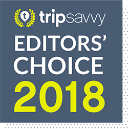 TripSavvy Editors Choice 2018