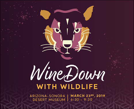 Wine Down for Wildlife - March 23, 2019