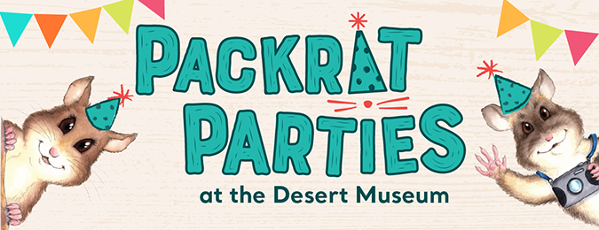 Birthday Parties at the Desert Museum
