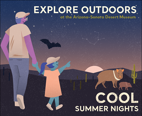 Cool Summer Nights - Explore Outdoors - Open til 10 Saturday July 20th
