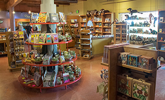 Photo of the Mountain House Gift Shop