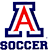 University of Arizona Men's Soccer Club Logo