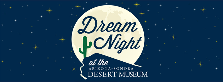 Logo - Dreamnight at the Arizona-Sonora Desert Museum