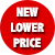 New Lower Price!
