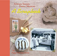 Cover - Arizona-Sonora Desert Museum: A Scrapbook
