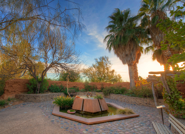 Photo of the Desert Garden